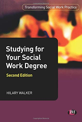9780857253811: Studying for your Social Work Degree (Transforming Social Work Practice)