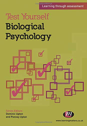 9780857256492: Test Yourself: Biological Psychology: Learning through assessment (Test Yourself Psychology Series)