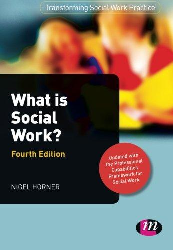 9780857256737: What is Social Work? (Transforming Social Work Practice Series)
