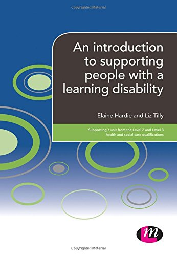 9780857257093: An introduction to supporting people with a learning disability (Supporting the Learning Disability Worker LM Series)