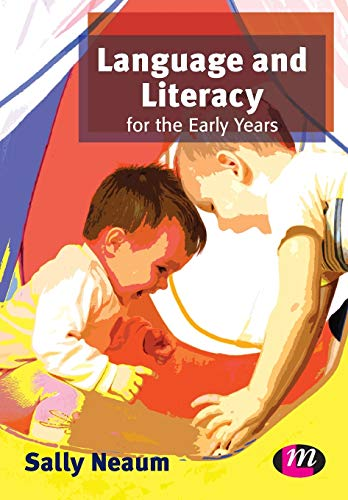 9780857257413: Language and Literacy for the Early Years (Early Childhood Studies Series)