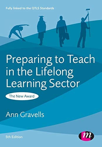 9780857257734: Preparing to Teach in the Lifelong Learning Sector - The New Award