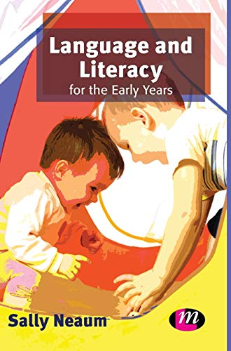 9780857258595: Language and Literacy for the Early Years (Early Childhood Studies Series)
