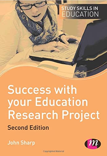 9780857259479: Success with your Education Research Project (Study Skills in Education Series)