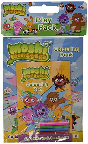 9780857264152: Moshi Monsters Play Pack