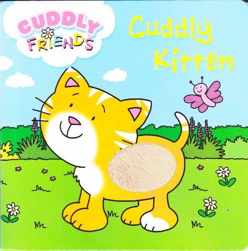 9780857264282: Early Learning Cuddly Kitten Board Book stroke the furry kitten & read her story