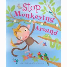 9780857264732: Stop Monkeying Around