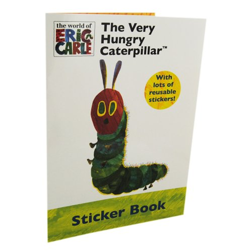 9780857265449: The Very Hungry Caterpillar - (Sticker Book)