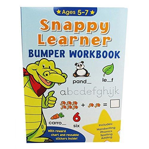 9780857266132: Snappy Learner Bumper Workbook Age 5-7