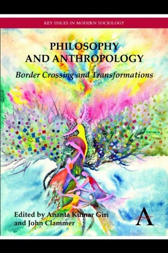 9780857285126: Philosophy and Anthropology: Border Crossing and Transformations (Key Issues in Modern Sociology)