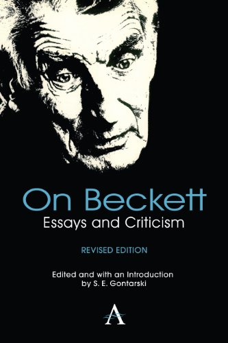 On Beckett Essays And Criticism Anthem Studies In   On Beckett Essays And Criticism Anthem Studies In Theatre  And Performance Proposal Essay Topic Ideas also Research Paper Samples Essay  Assignment Writers Uk