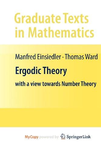 9780857290229: Ergodic Theory