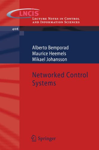 9780857290328: Networked Control Systems (Lecture Notes in Control and Information Sciences)