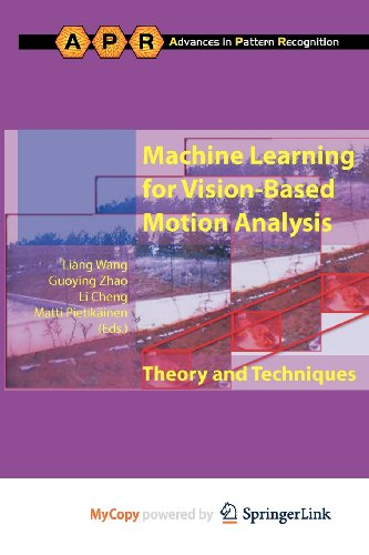 9780857290588: Machine Learning for Vision-Based Motion Analysis