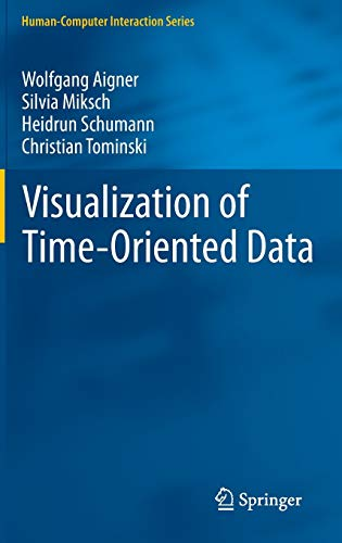 9780857290786: Visualization of Time-Oriented Data (Human–Computer Interaction Series)