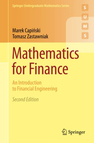 9780857290816: Mathematics for Finance: An Introduction to Financial Engineering (Springer Undergraduate Mathematics Series)