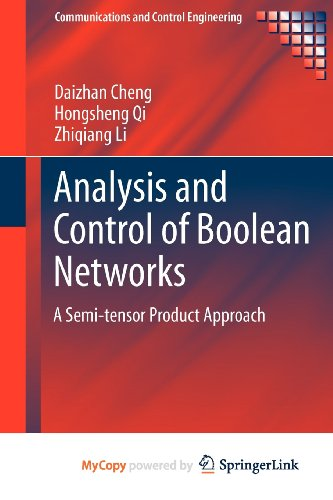 9780857290984: Analysis and Control of Boolean Networks