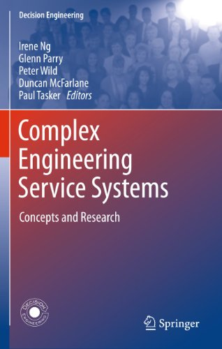 9780857291882: Complex Engineering Service Systems: Concepts and Research (Decision Engineering)