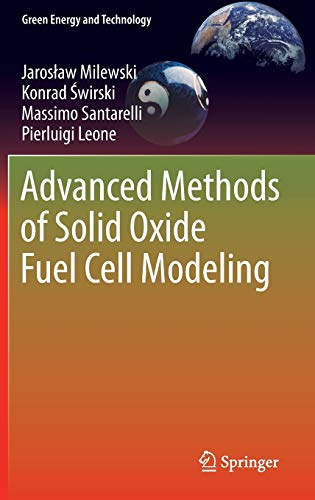 9780857292612: Advanced Methods of Solid Oxide Fuel Cell Modeling