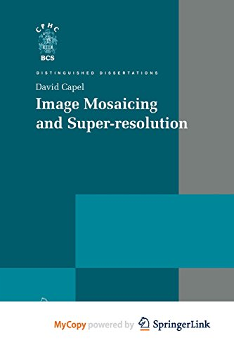 9780857293855: Image Mosaicing and Super-resolution