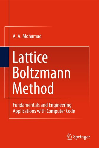 9780857294548: Lattice Boltzmann Method: Fundamentals and Engineering Applications with Computer Codes
