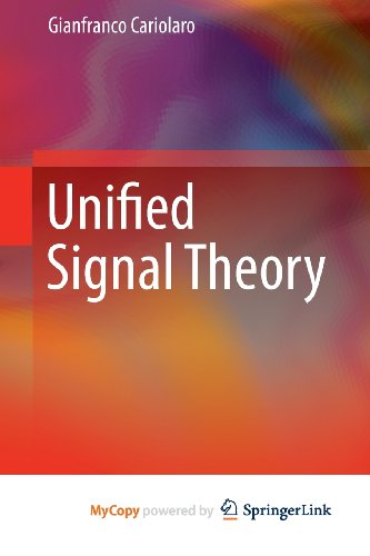 9780857294654: Unified Signal Theory