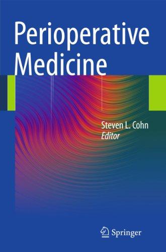 9780857294975: Perioperative Medicine
