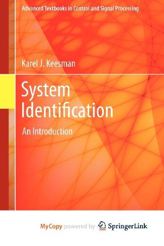 9780857295231: System Identification