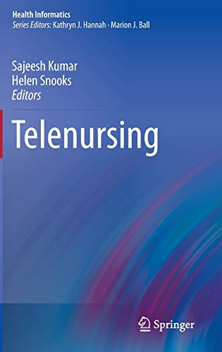 9780857295286: Telenursing (Health Informatics)