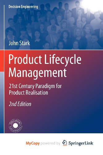 9780857295477: Product Lifecycle Management: 21st Century Paradigm for Product Realisation