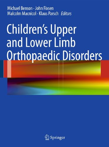 9780857295606: Children's Upper and Lower Limb Orthopaedic Disorders
