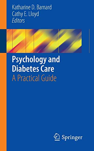 9780857295729: Psychology and Diabetes Care: A Practical Guide