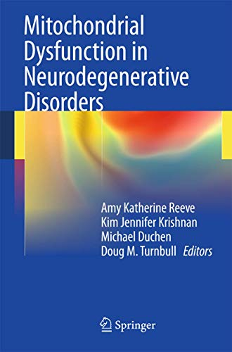9780857297006: Mitochondrial Dysfunction in Neurodegenerative Disorders