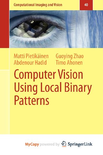 9780857297495: Computer Vision Using Local Binary Patterns