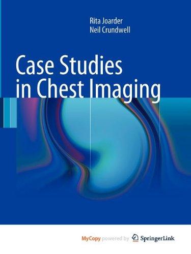 9780857298393: Case Studies in Chest Imaging