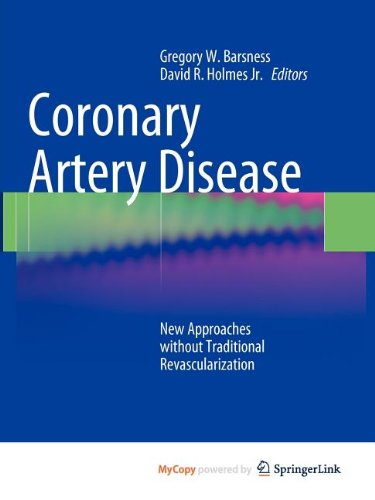 9780857299185: Coronary Artery Disease: New Approaches without Traditional Revascularization