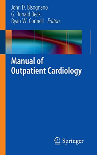 9780857299437: Manual of Outpatient Cardiology