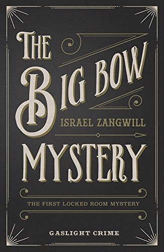 9780857300072: The Big Bow Mystery