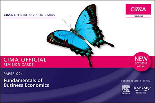 9780857325662: C04 Fundamentals of Business Economics - Revision Cards (Cima Revision Cards)