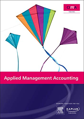 9780857325891: Applied Management Accounting Study Text