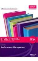 9780857327567: P2 Performance Management - CIMA Exam Practice Kit (Cima Exam Practice Kits)(2013 edition)