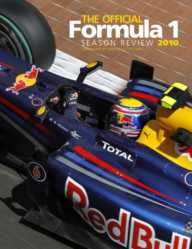 Official Formula1 Season Review 2010 2011 Hardcover