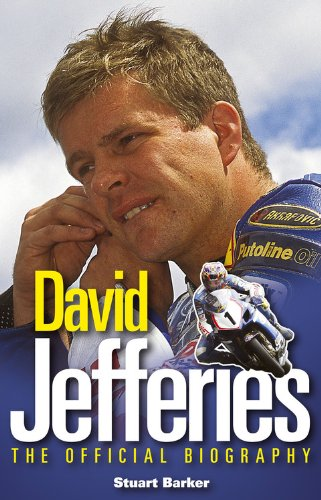 9780857330086: David Jefferies: The Official Biography