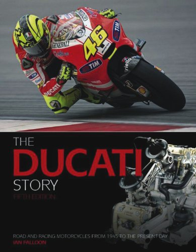 9780857330123: The Ducati Story, 5th Edition: Road and Racing Motorcycles from 1945 to the Present Day