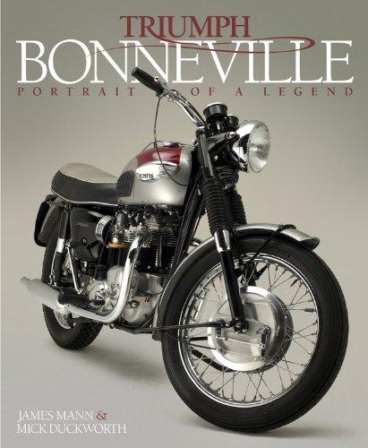 9780857330178: Triumph Bonneville: Portrait of a Legend