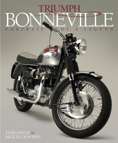 9780857330178: Triumph Bonneville: Portrait of a Legend