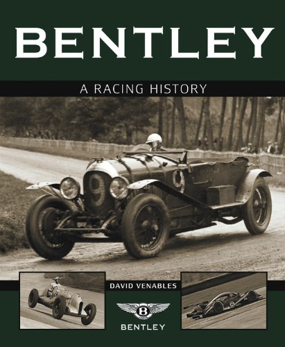 9780857330215: Bentley: A Racing History