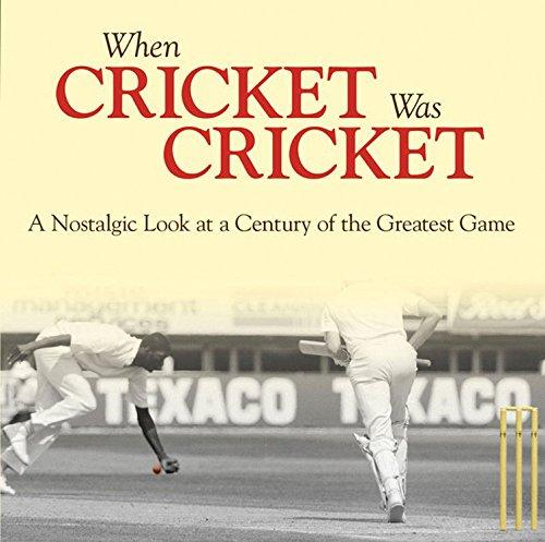 When Cricket Was Cricket: Powley, Adam