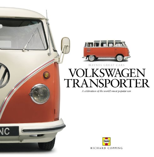 9780857330673: Volkswagen Transporter: A Celebration of the World's Most Popular Van (Haynes Great Cars)