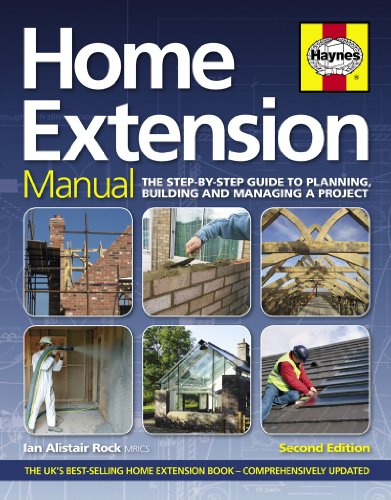 9780857330680: Home Extension Manual: The Step-by-step Guide to Planning, Building and Managing a Project (Haynes Manuals)